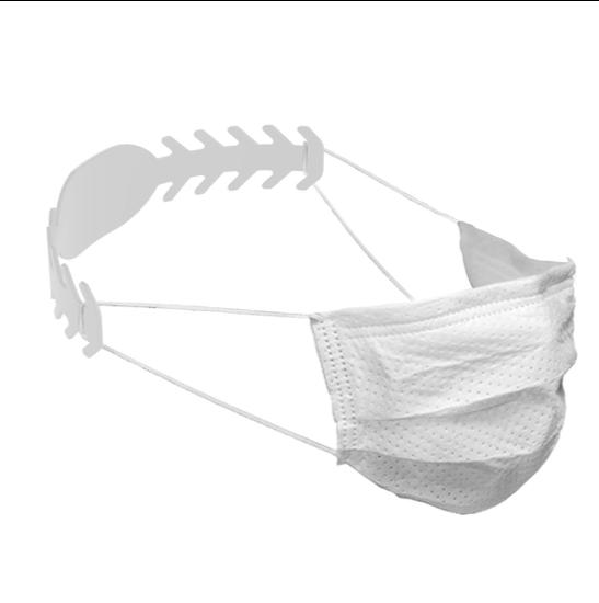 Mund-Nasen-Schutz mit Maskenhalter