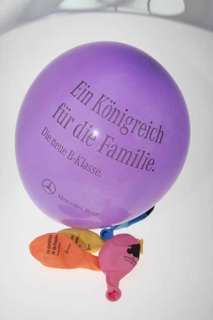 Luftballons für Events