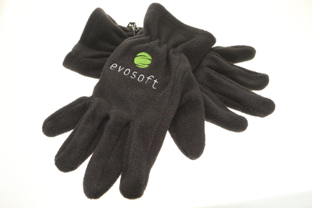 Bestickte Handschuhe