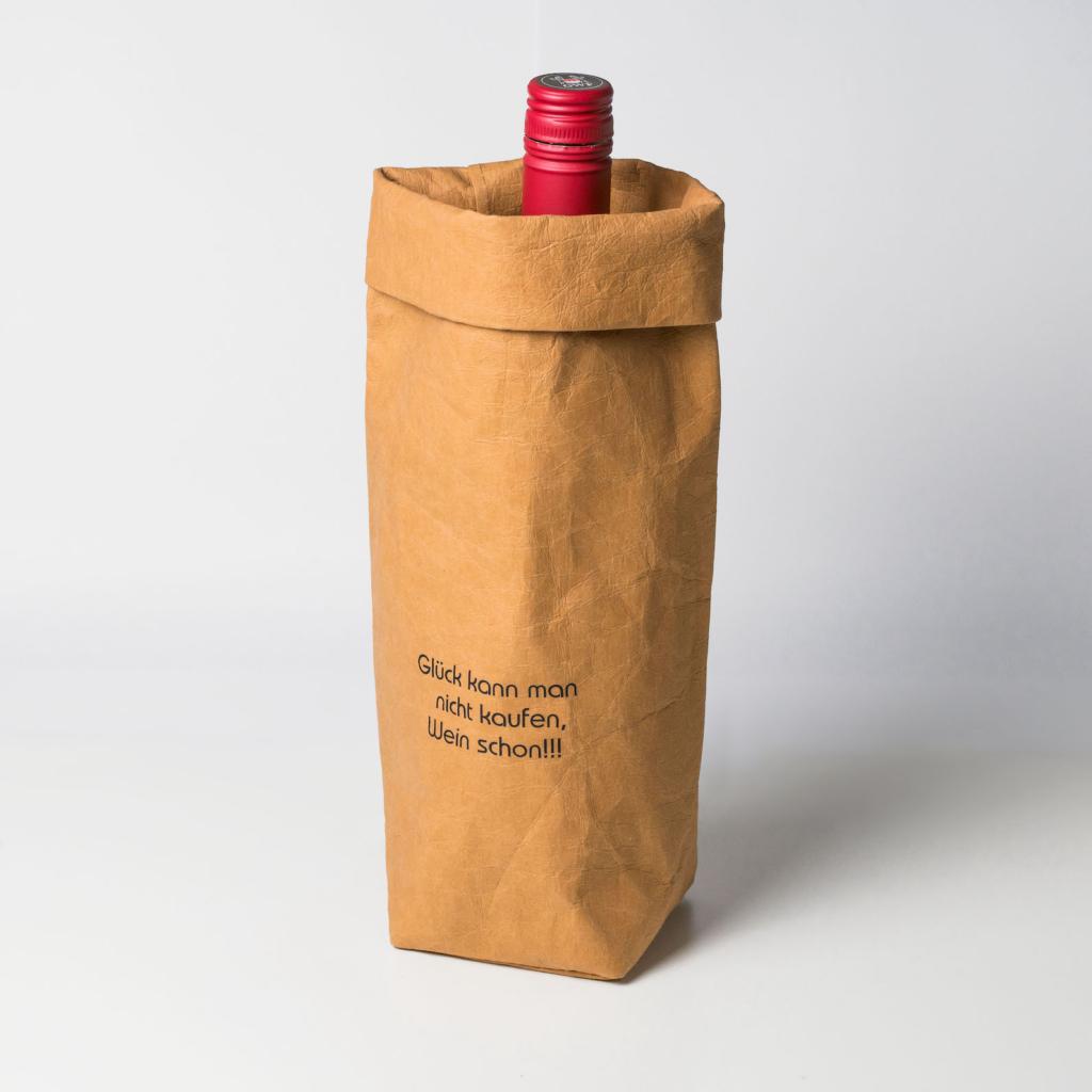 Individuell bedruckter Weinkühler