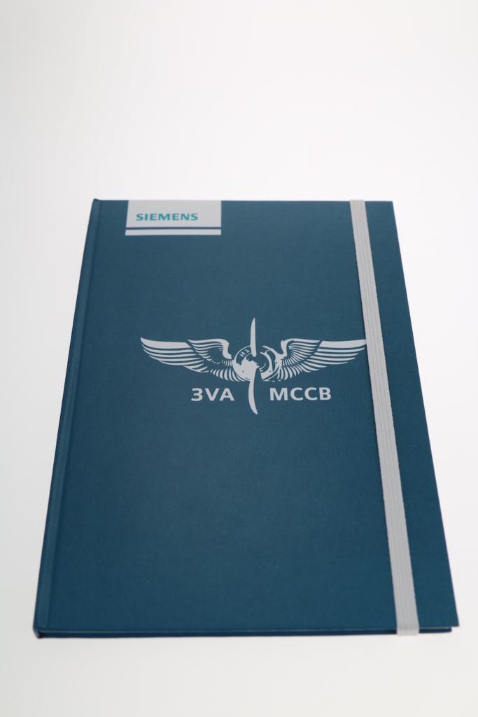 Bedrucktes Notizbuch