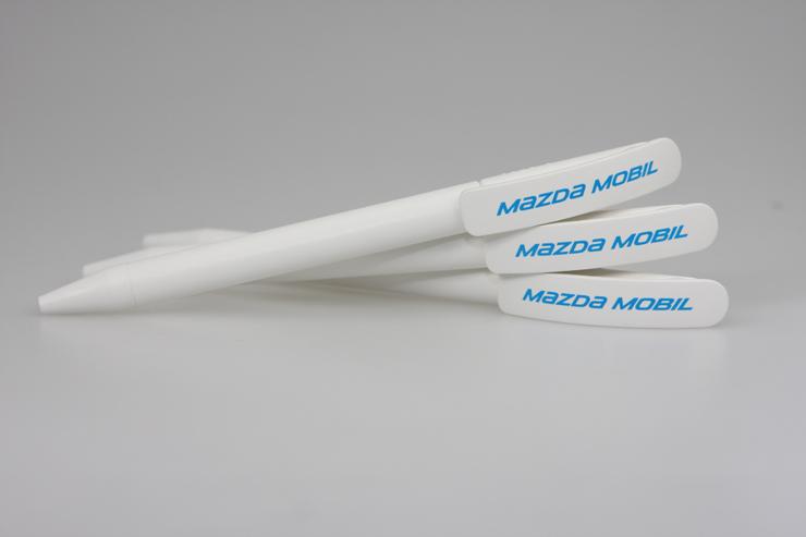 Kugelschreiber als Werbemittel