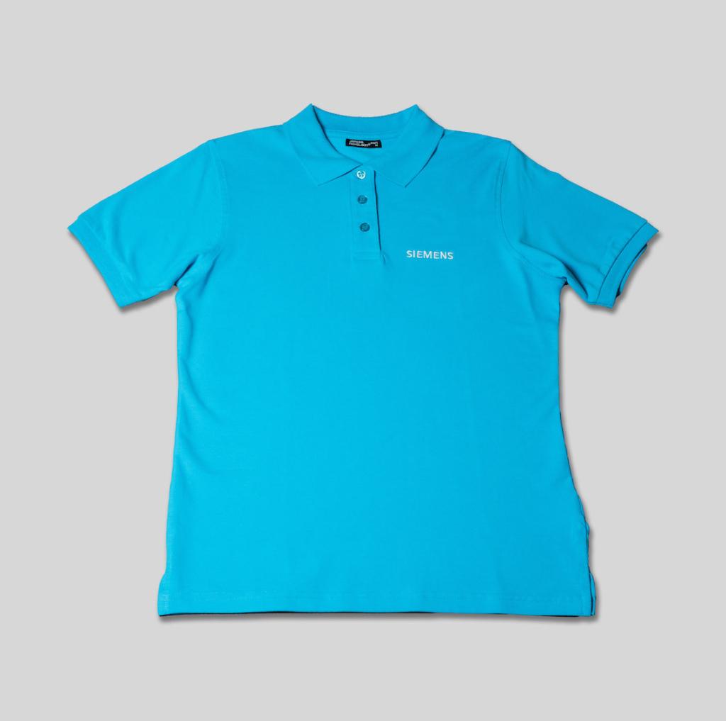 Besticktes Polo-Shirt
