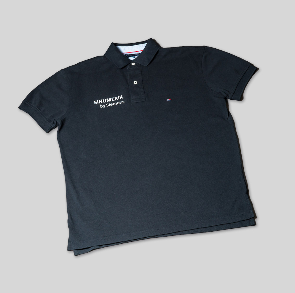 Besticktes Polo