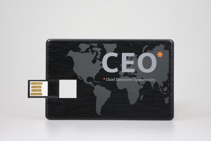USB Stick als Karte